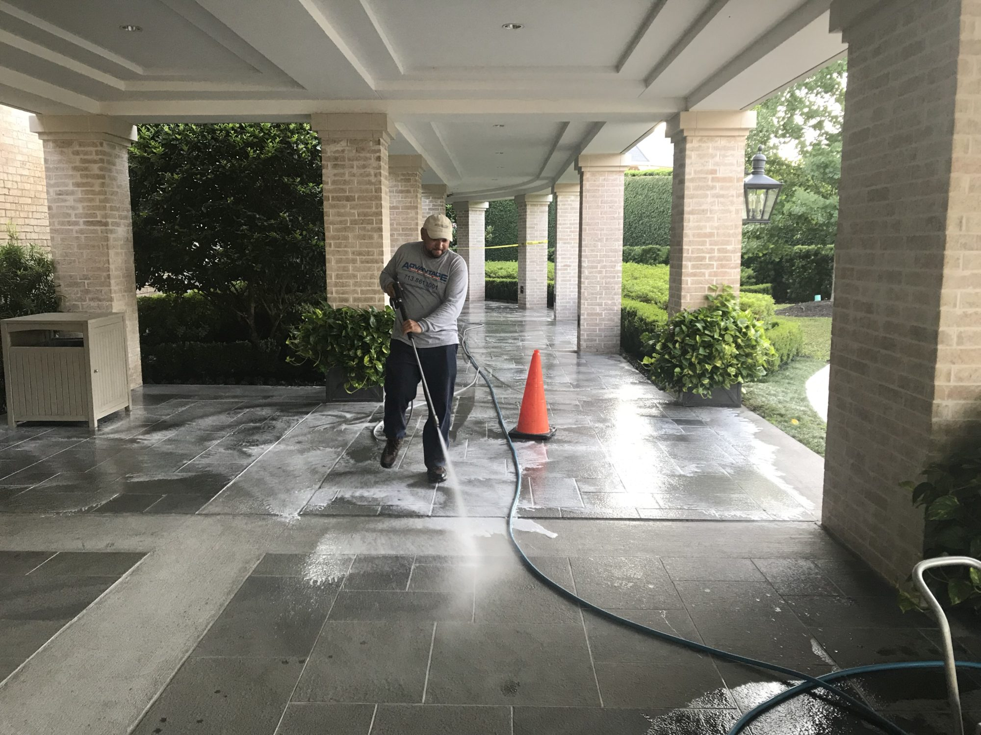 Pressure Washing, Pressure Cleaning